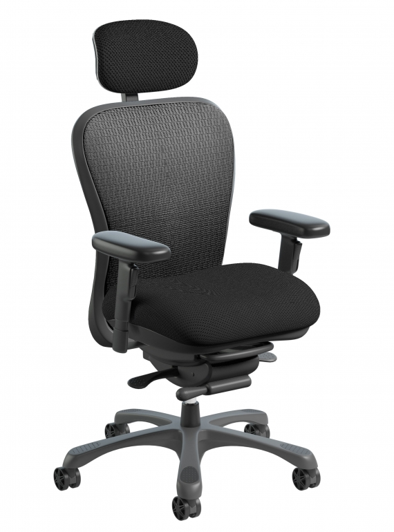 Nightingale CXOti Chair Front (with Headrest)